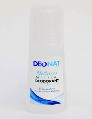 bästa deodoranten mot svett