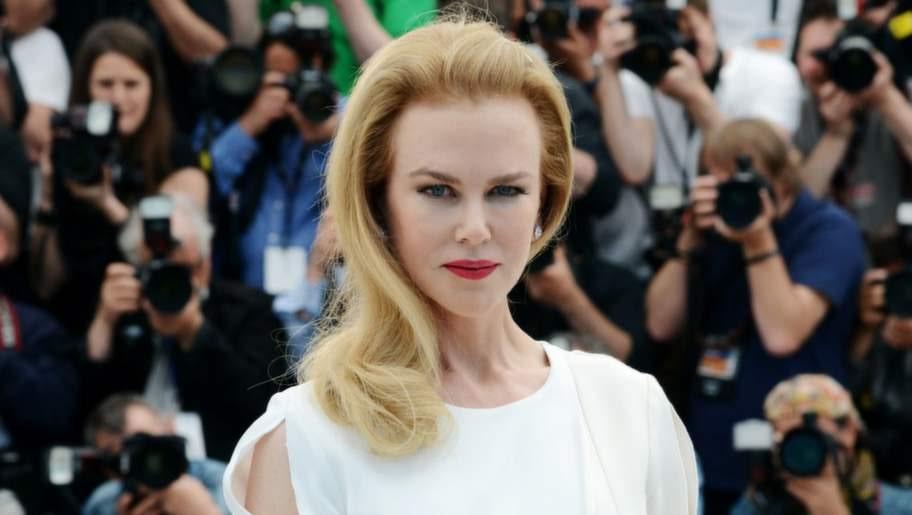 Skådespelerskan Nicole Kidman