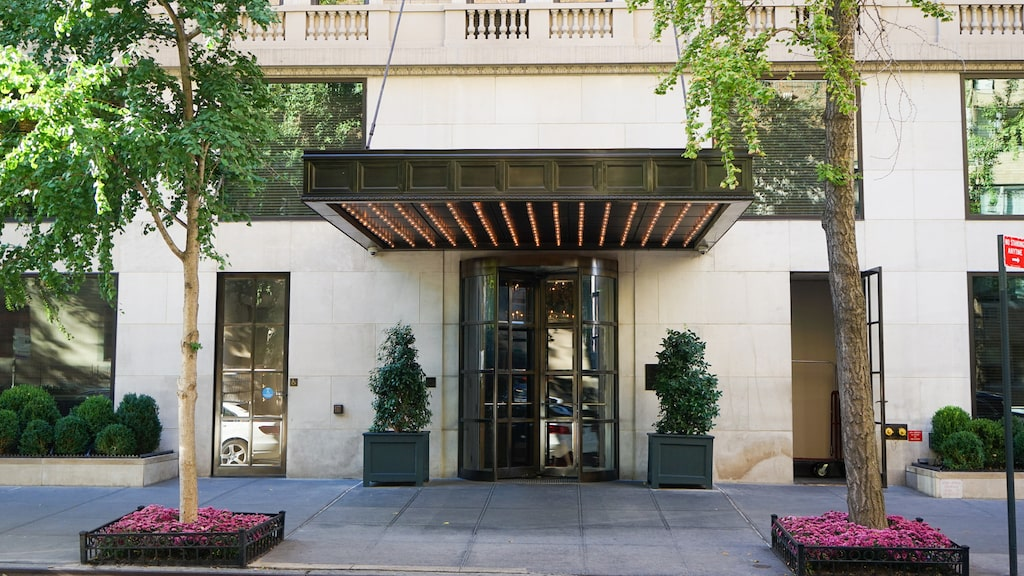 Gramercy Park Hotel i New York.