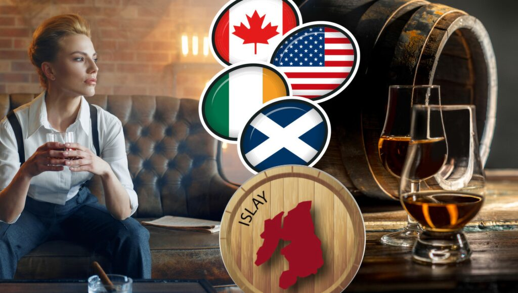Kolla dina whiskykunskaper i vårt test.