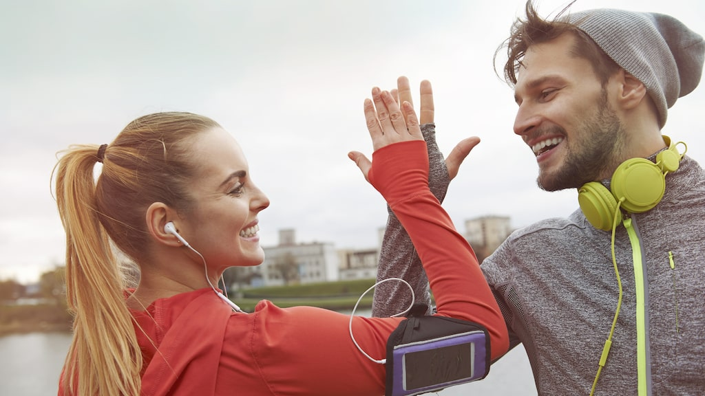 Vill du lyfta din träning till nya höjder? Då är det hög tid att fixa en träningskompis.