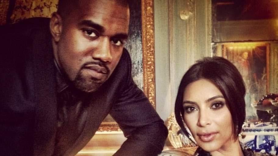 Kanye West och Kim Kardashian slog till på storartat bröllop i italienska Florens.