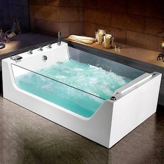 extra stort badkar