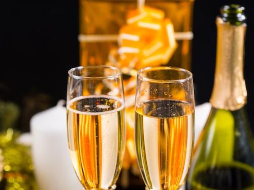 Mousserande vin är en av många kategorier i vintävlingen Vinordic Wine Challenge.