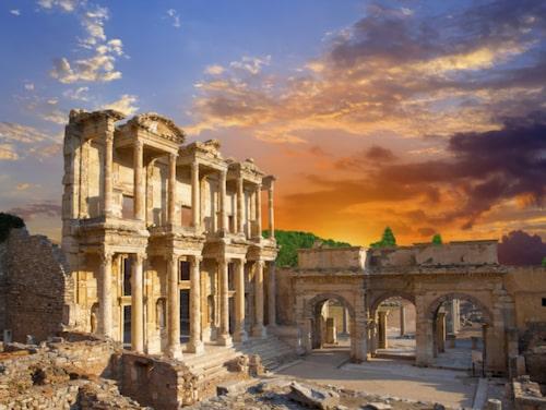 Missa inte Efesos.