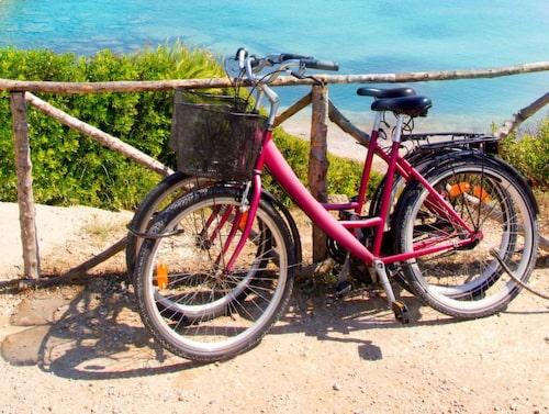 Mallorca är en cykelö och man har stor respekt för cyklister.