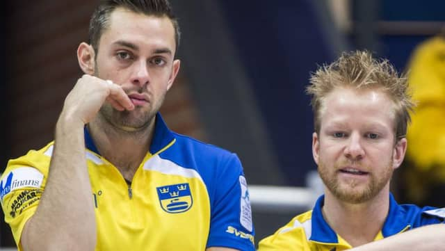 4757681701b Perfekt start för lag Edin på Curling-EM | Vintersport | Expressen