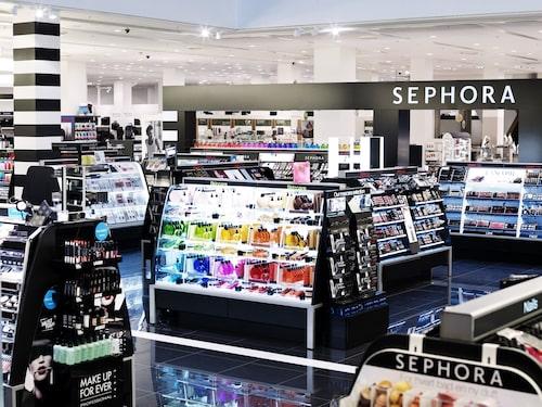 Sephora samlar många sminkmärken.