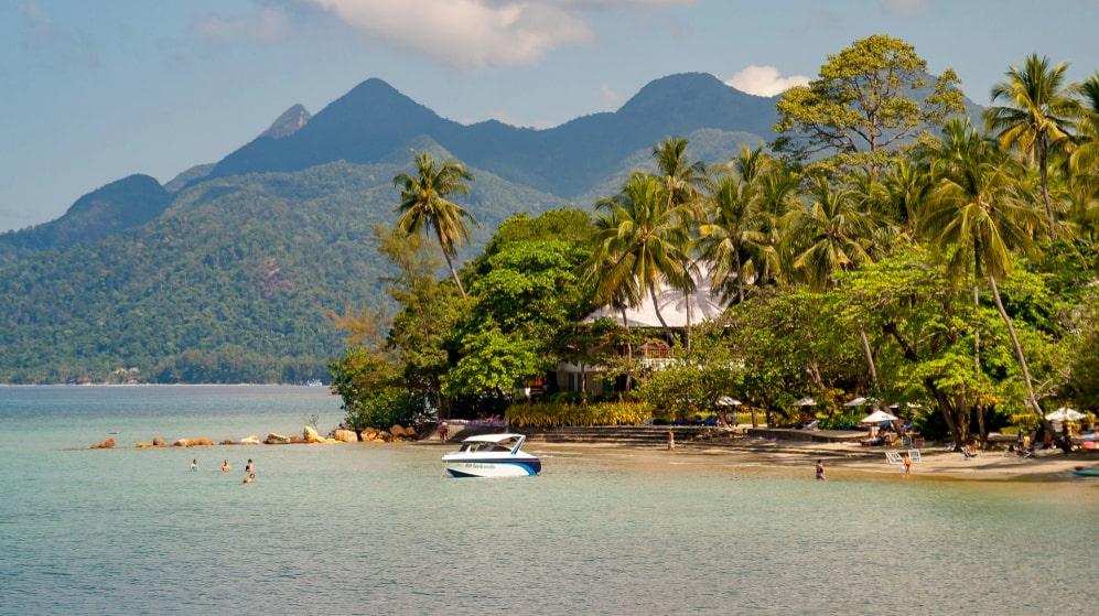 Kai Bae är ett dolt guldkorn, och bjuder på en vacker strand.