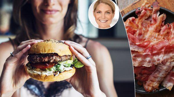 Sofia Antonsson (t h) är legitimerad dietist och kostrådgivare.