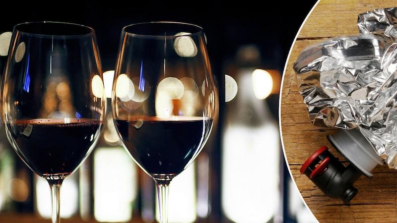 Det finns flera anledningar till att du inte ska servera ditt vin direkt från boxen.