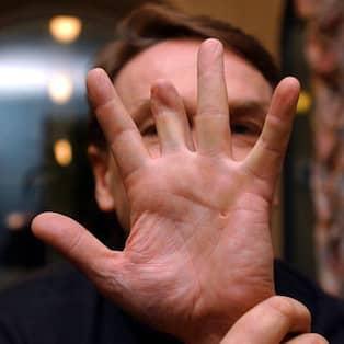 infekterat nagelband finger