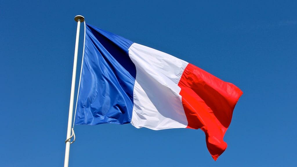 På den franska marknaden är blått vin än så länge inte överrepresenterat.