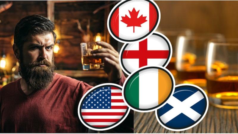 Testa dina kunskaper i whiskyquizet.