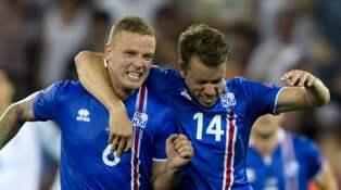 Idland gjorde succé under fotbolls-EM i Frankrike. Foto  Johanna Lundberg    BILDBYRÅN fcc3e65d32330