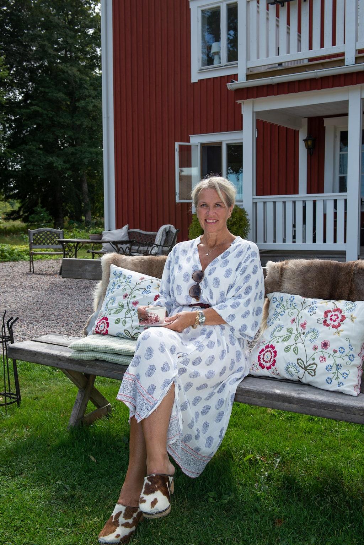 Sovi och David Rydén bor så ofta de kan på Gama Ruda gård som ligger vid sjön Tisnaren utanför Vingåker.