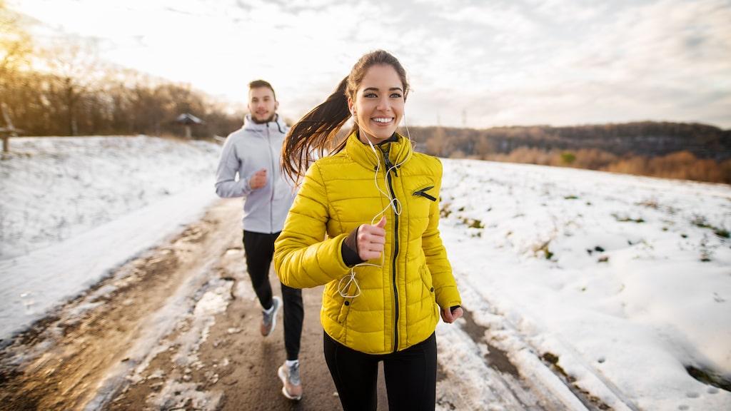 Är det bra att träna när man är förkyld?