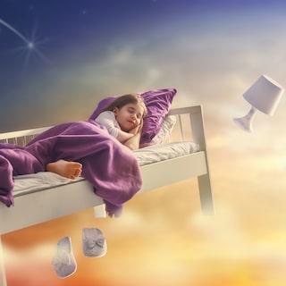 varför drömmer man om en viss person