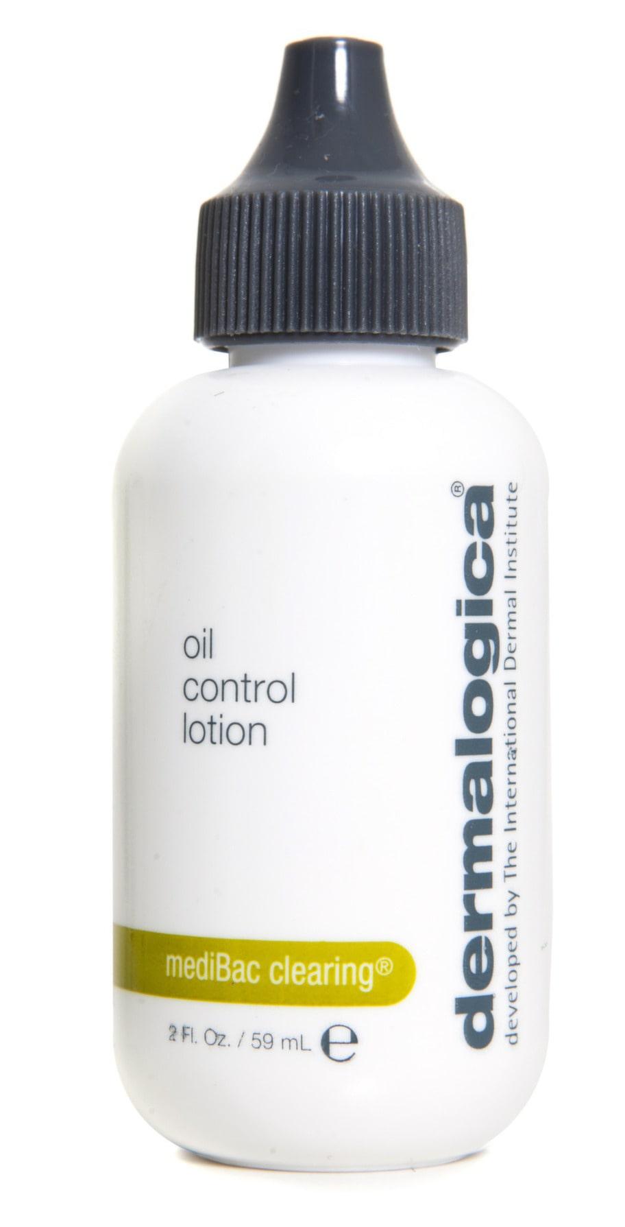 Produkter för kombinerad hy<br>Matt. Reglerar talgproduktionen och håller huden matt. Oil control lotion från Dermalogica. 59 ml, 435 kronor.