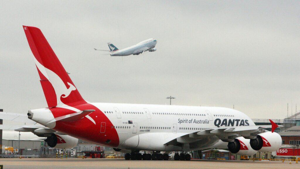 Årets lista toppas av det australiska bolaget Qantas.