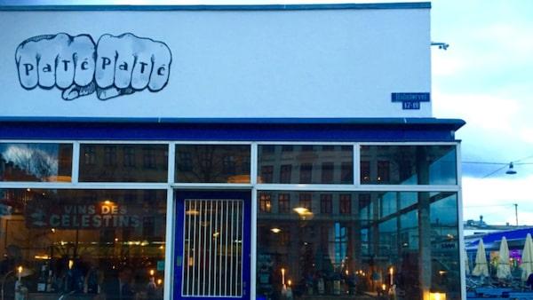 Köpenhamns svar på New Yorks eget Meatpacking District.