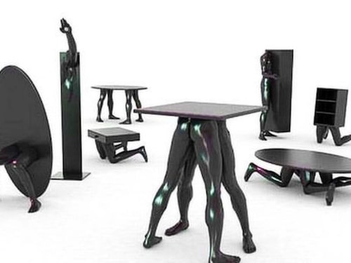 Ja, det heter ju bordsben... Coolt, eller?