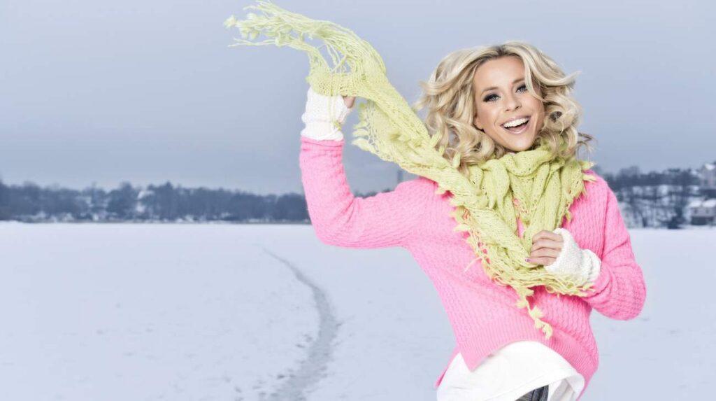 Krista Siegfrids är omåttligt populär i Finland. Här ger hon sina bästa tips från hemlandet.