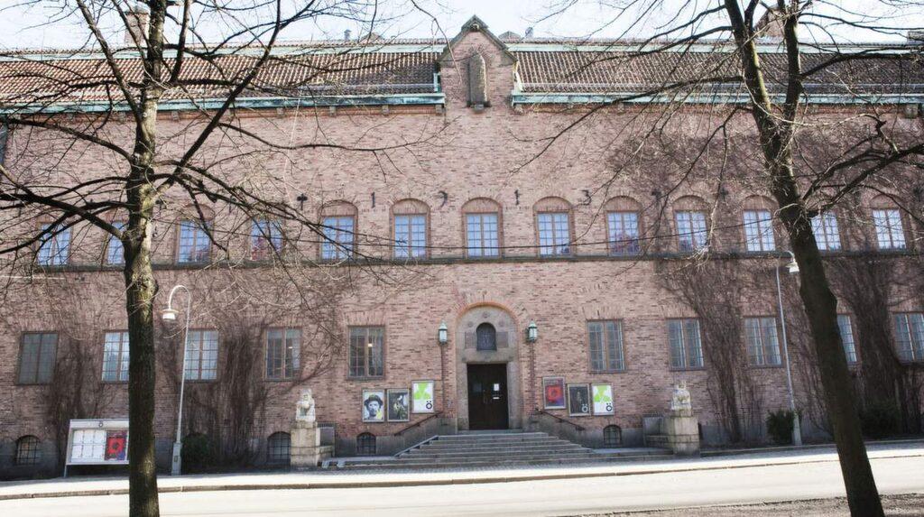 Röhsska museet i Göteborg anordnar workshop med textiltryck.