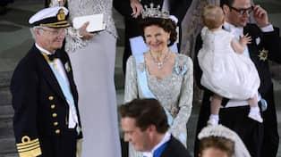 Vem vill kopa drottningens glitter