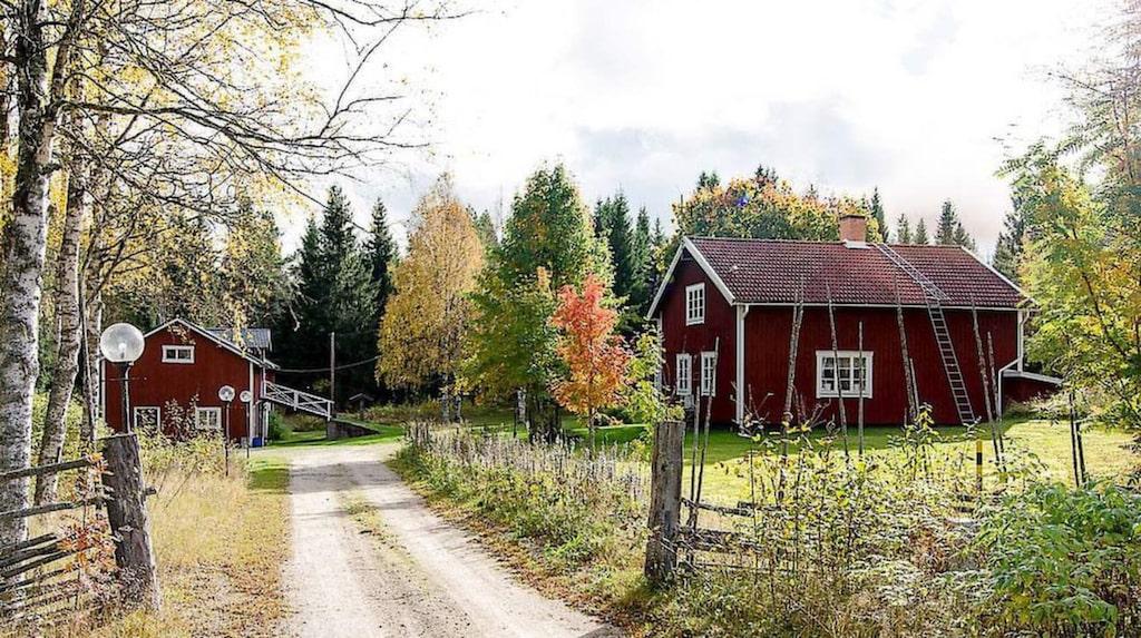 Gården ligger med närhet till både skog och bad och passar perfekt för naturälskare eller barnfamiljer.