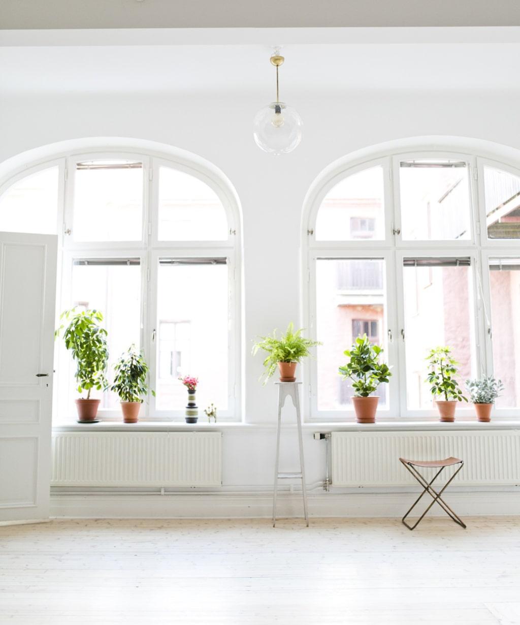 Nytt hem. Isabelle och hennes man har ägnat våren åt att renovera sitt drömhem.
