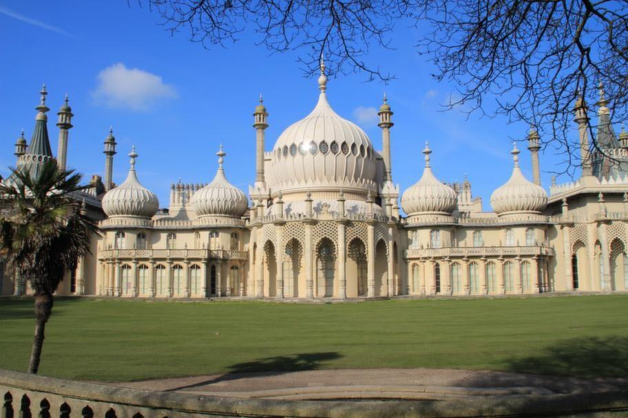 I Royal Pavilion sparkade George IV igång Brightons partyliv.