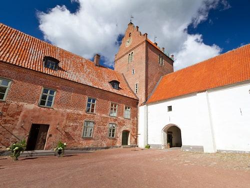 Bäckaskog slott.