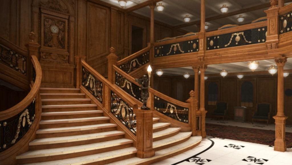 Känner du igen den stora trappan?