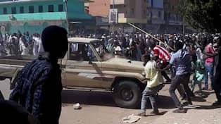 Dodlig bussolycka i sudan