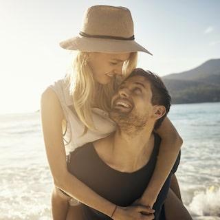 Vattumannen man dating fiskarna kvinna