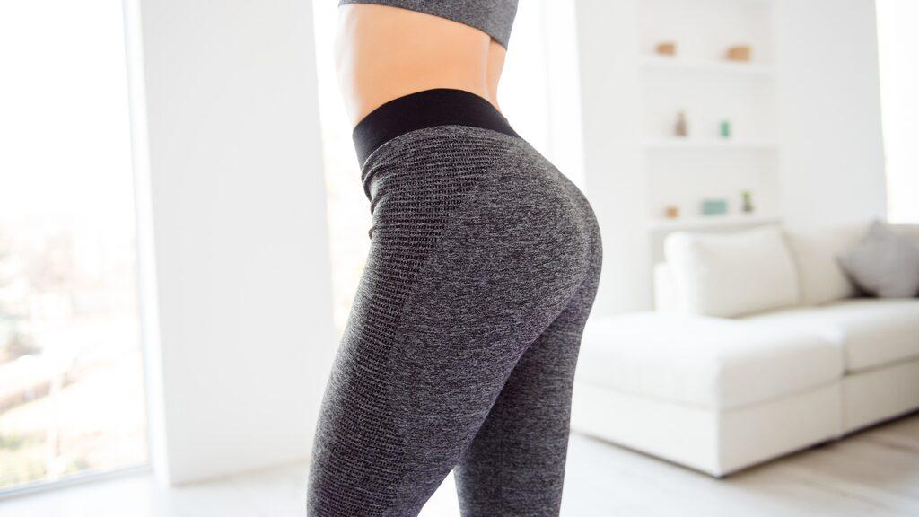 Det är viktigt att träna kroppens största muskel rumpan!