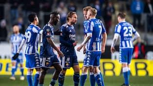Blavitt Supportrarna Har Ar Var Korrigerade Allsvenska Tabell