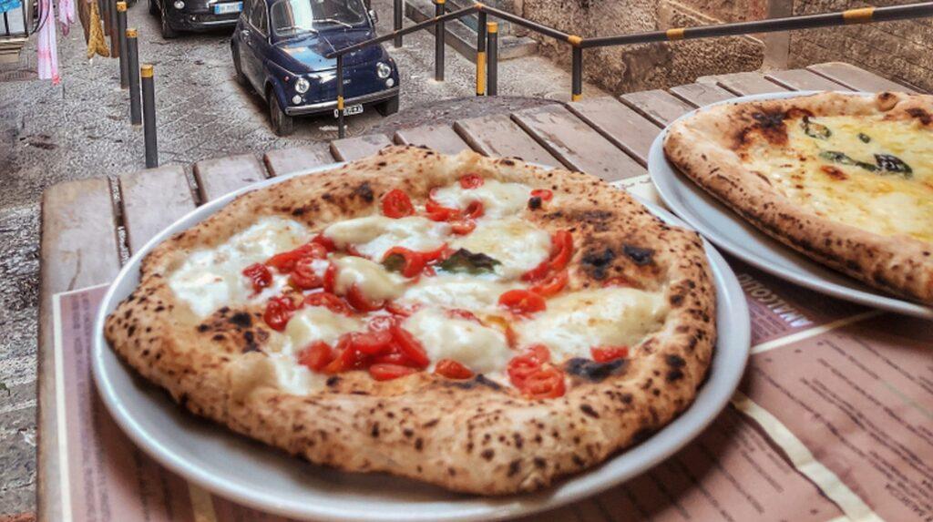 Världens pizza nummer ett kommer från Neapel.