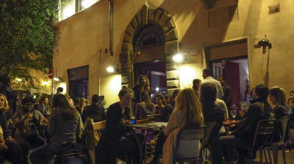 Bar del Fico en mydig bar i Rom