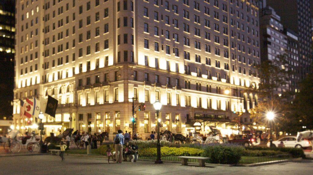 The Plaza, Midtown.