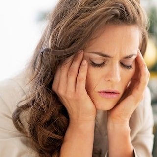 trött i huvudet stress