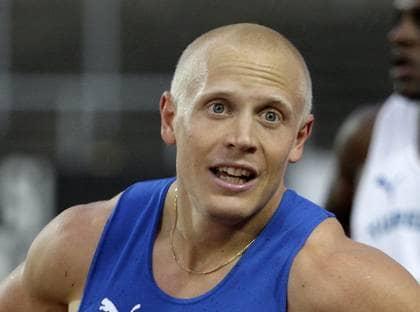 Wissman nobbar 400 meter i inne em