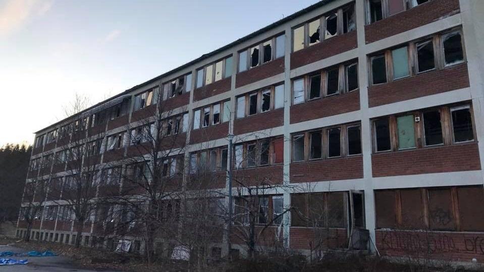 Sedan sjukhusverksamheten på Björknäs gamla sjukhem upphörde har de 800 kvadratmeter stora lokalerna stått tomma.
