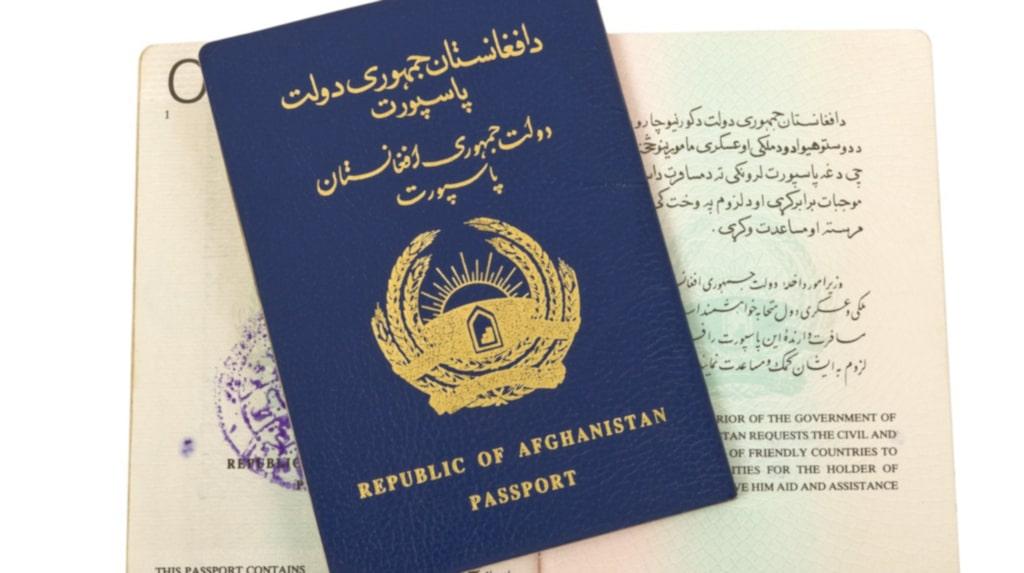 I botten hamnar det afghanska passet, som bara ger tillträde till 25 länder utan ett visum.