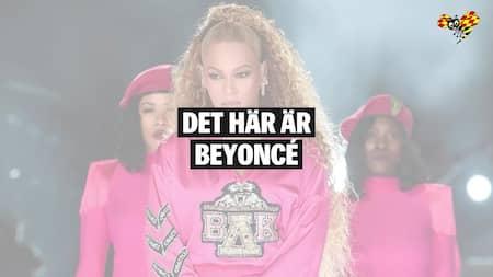 0733494fe2ff Beyoncé flyttar fram gränserna – stjärnans stora förändring