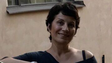Elisabeth Benjamin, frisör och ägare av salongen Hair Today.