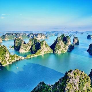 vackraste länderna i världen