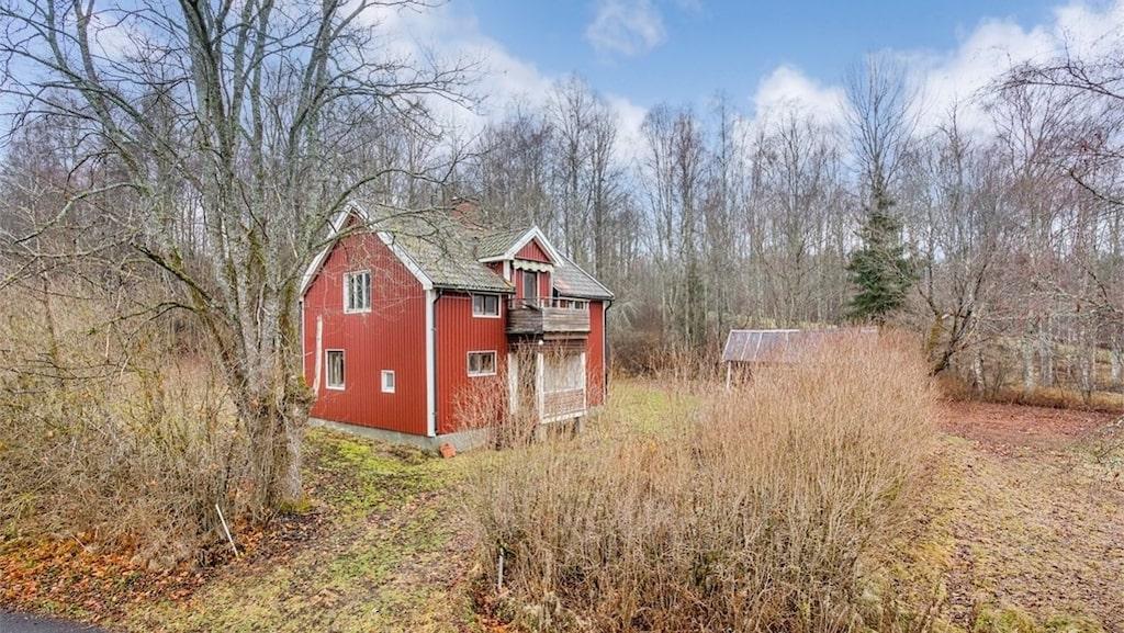 Huset är på 70 kvadrat och ligger i Kopparberg.