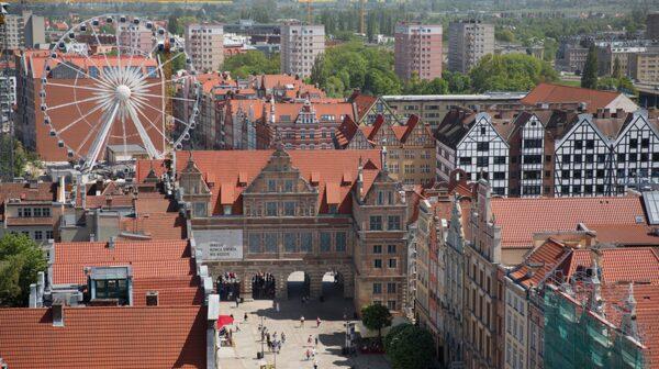 Gdansk har flera riktigt bra restauranger.